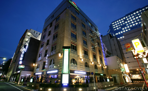 Stay lovely for Design hotel iroha